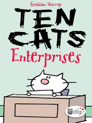 Ten Cats Enterprises - Graham Harrop