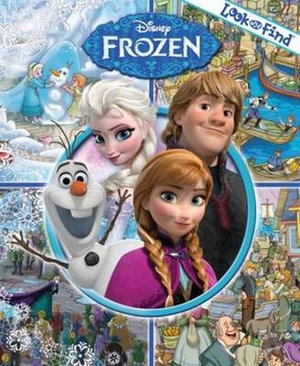 Disney Frozen Look & Find - Publications International