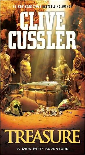 Treasure : Dirk Pitt Series : Book 9 - Clive Cussler