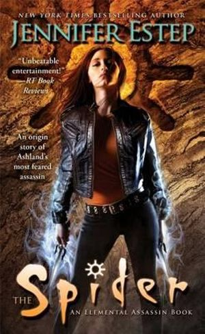 The Spider - Jennifer Estep