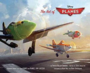 The Art of Planes - Tracey Miller-Zarneke