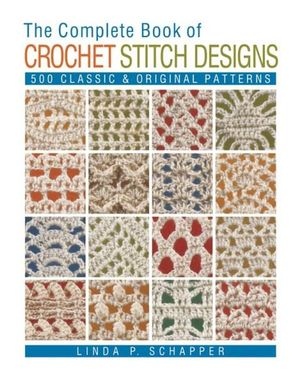 Crochet Patterns And Projects Book : crochet patterns 13 crochet stitches and our favorite free crochet ...