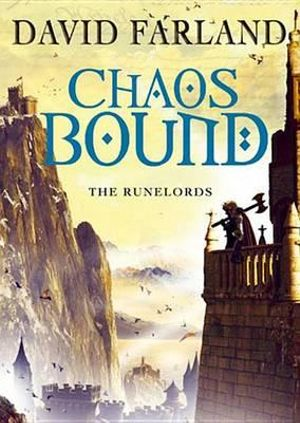 Chaosbound : Runelords (Audio) - David Farland