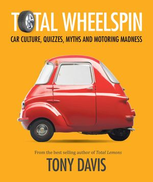 Total Wheelspin - Tony Davis