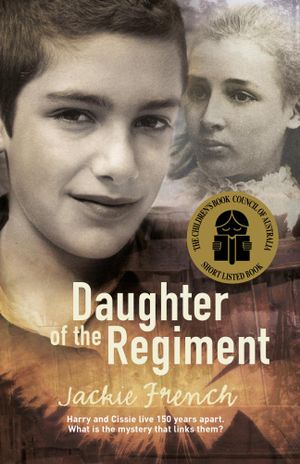 Daughter of the Regiment - Jackie French