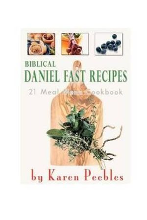 daniel fast instructions 21 day