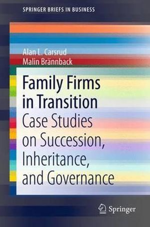 Literature review family succession businesses