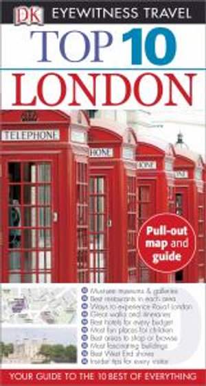 Top 10 London : DK Eyewitness Top 10 Travel Guides - Roger Williams