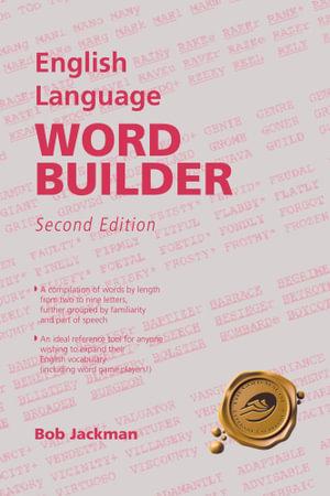 English Language Word Builder : Second Edition - Bob Jackman