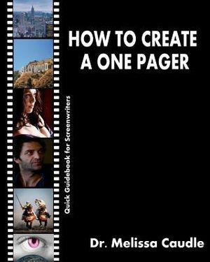 how to write a one pager
