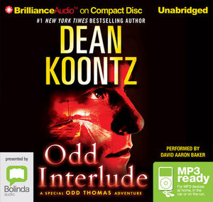 Odd Interlude (MP3) : Odd Thomas #1 - Dean Koontz