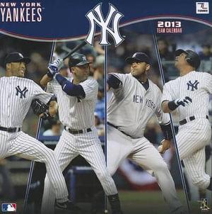 New York Yankees Team Calendar Perfect Timing