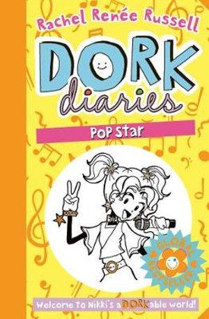 Booktopia Pop Star The Dork Diaries Series Book 3 By