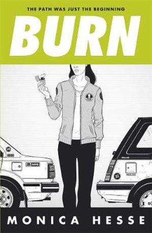 Burn : A Stray Book - Monica Hesse