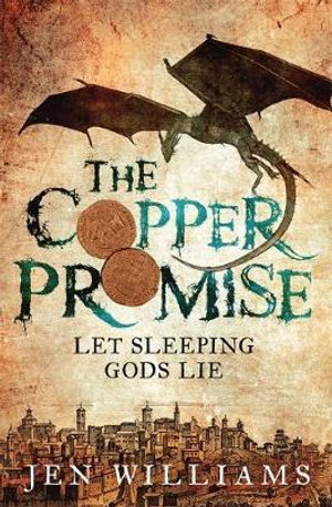 The Copper Promise : Copper Cat - Jennifer Williams
