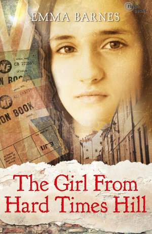 The Girl from Hard Times Hill - Emma Barnes