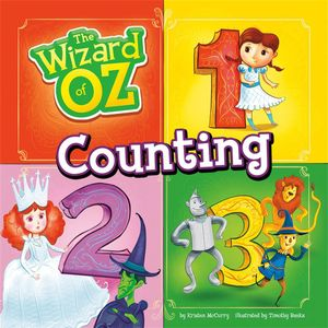 Counting : The Wizard of Oz Series - Kristen McCurry