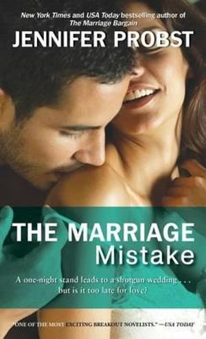 The Marriage Mistake by Jennifer Probst, 9781476725321. Buy this book