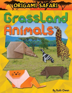 Grassland Animals - Ruth Owen