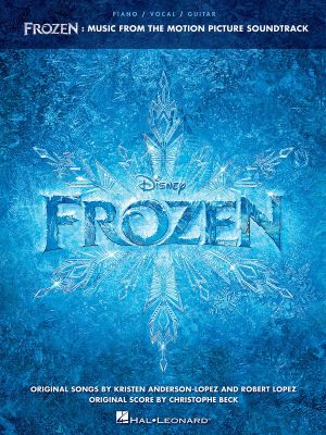 Frozen : Music from the Motion Picture Soundtrack (PVG) - Hal Leonard Publishing Corporation