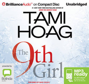 The 9Th Girl (MP3) : Sam Kovac & Nikki Liska #4 - Tami Hoag