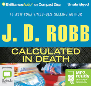 Calculated In Death (MP3) - J. D. Robb
