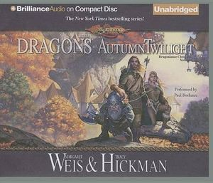 Dragons of Autumn Twilight - Margaret Weis