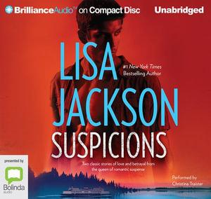 Suspicions - Lisa Jackson