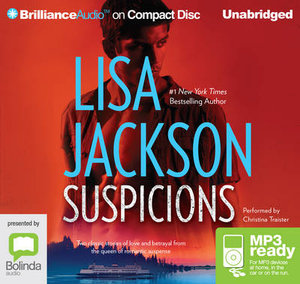 Suspicions (MP3) : A twist of fate/tears of pride - Lisa Jackson