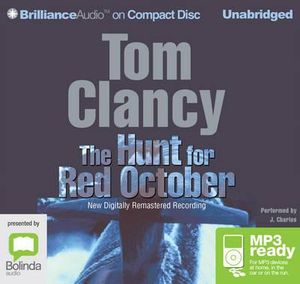 The Hunt For Red October (MP3) : A Jack Ryan Novel - Tom Clancy