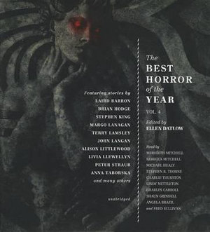 The Best Horror of the Year, Volume Four - Ellen Datlow