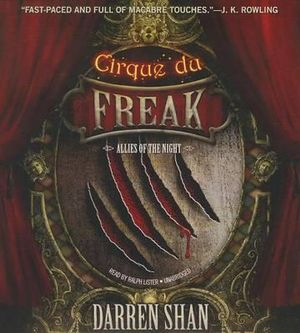 Allies of the Night : Cirque Du Freak: Saga of Darren Shan - Darren Shan