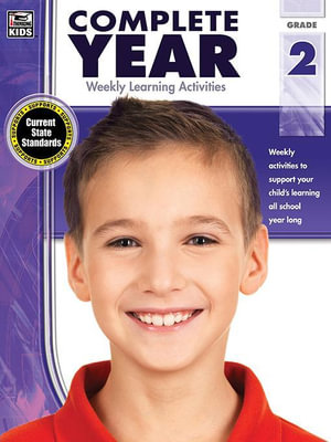 Complete Year, Grade 2 : Weekly Learning Activities - Thinking Kids
