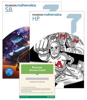 Pearson Mathematics 7 : Student Book/Homework Program/eBook 3.0 Combo Pack - Australian Curriculum - David Coffey