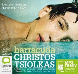 Barracuda (MP3) - Christos Tsiolkas