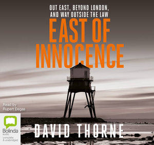 East Of Innocence : Daniel Connell #1 - David Thorne
