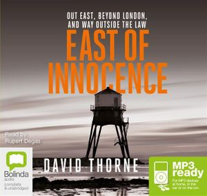 East Of Innocence (MP3) - David Thorne