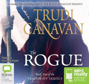 The Rogue (MP3) - Trudi Canavan