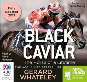Black Caviar (MP3) : Updated Edition - Gerard Whateley