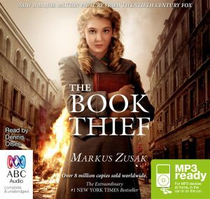 The Book Thief - Movie Tie-In (MP3) - Markus Zusak