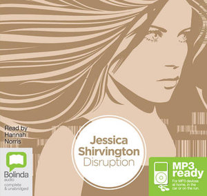 Disruption (MP3) : Disruption #1 - Jessica Shirvington