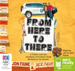 From Here To There (MP3) - Jon & Jack Faine
