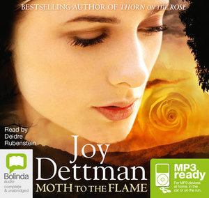 Moth To The Flame (MP3) : Woody Creek #3 - Joy Dettman