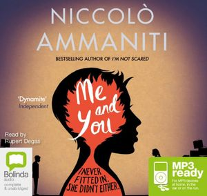 Me And You (MP3) - Niccolo Ammaniti