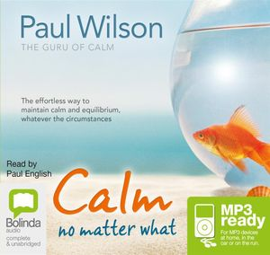 Calm No Matter What (MP3) - Paul Wilson
