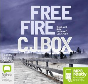 Free Fire (MP3) : Joe Pickett #7 - C J Box
