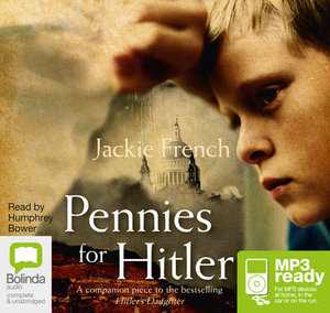 Pennies For Hitler (MP3) - Jackie French