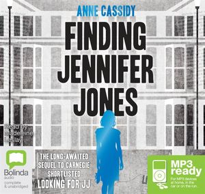Finding Jennifer Jones (MP3) - Anne Cassidy