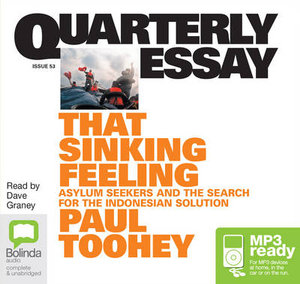 That Sinking Feeling - Paul Toohey