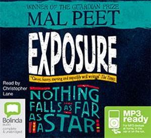 Exposure (MP3) - Mal Peet